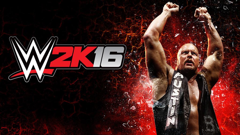WWE 2k16 PC Game