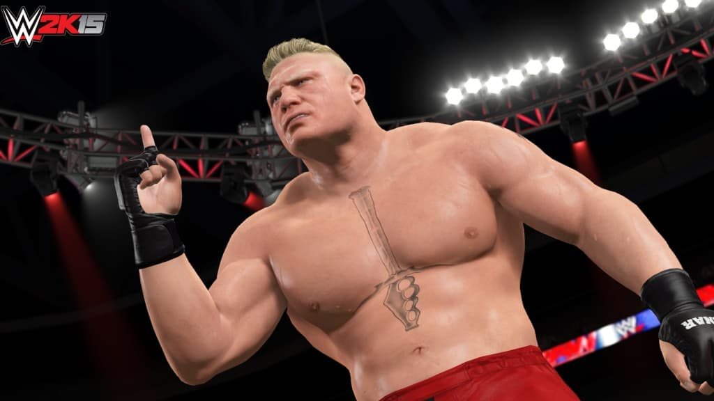 WWE 2k15 system requirements