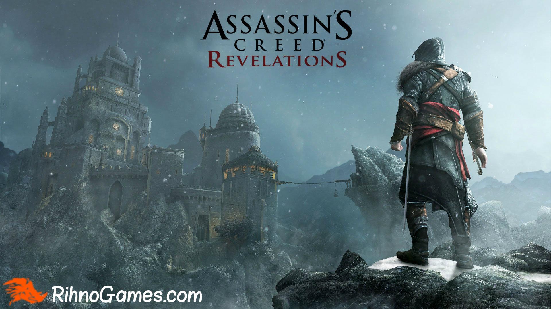 Install Assassins Creed Revelations