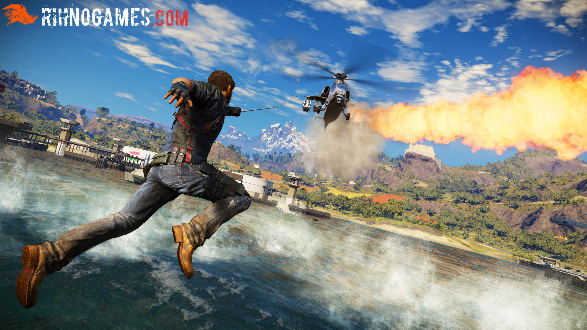 Just Cause 3 System Requirements