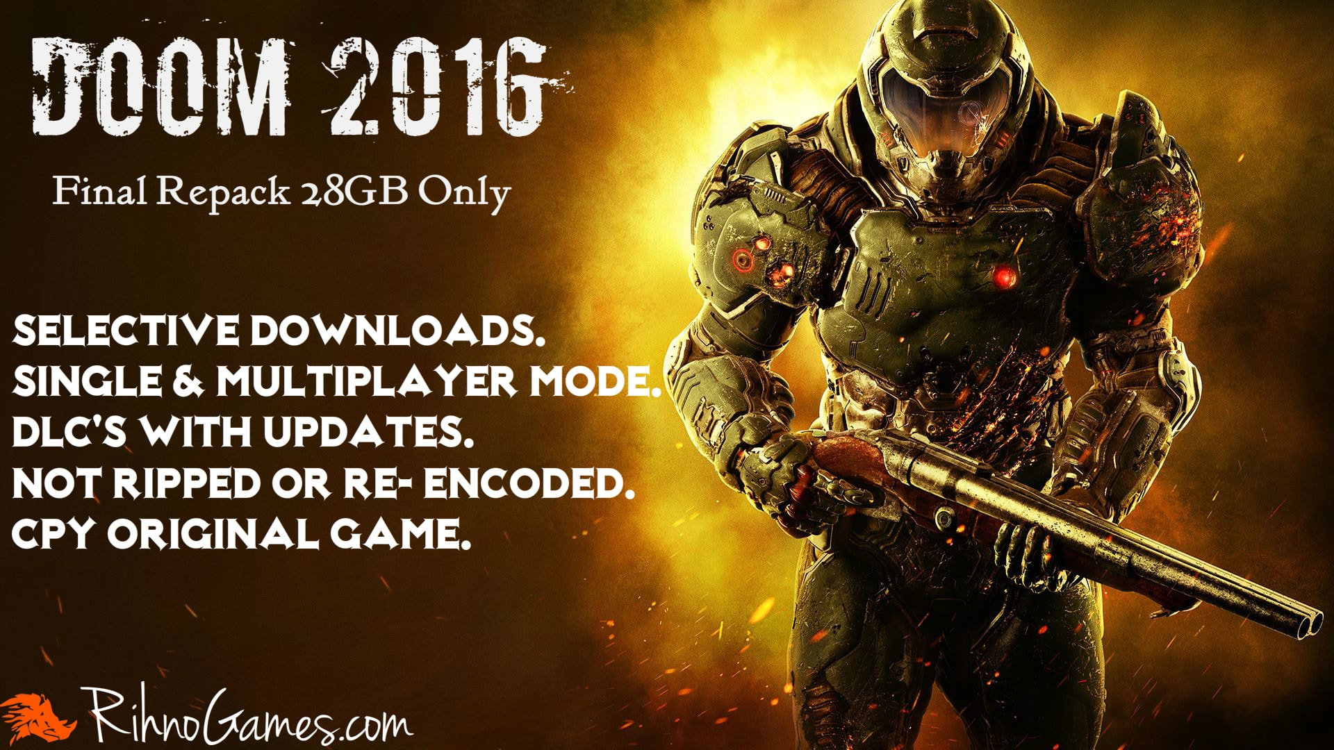 Doom 4 Repack Download
