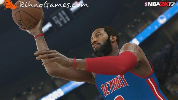 NBA 2k17 Crack