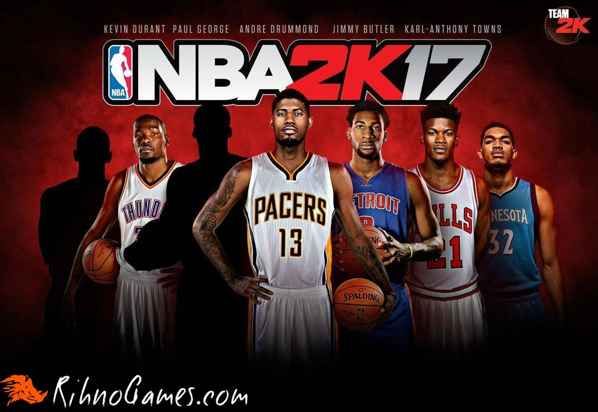 NBA 2k17 Download PC