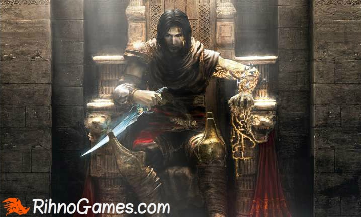 Prince of Persia The Two Thrones Crack
