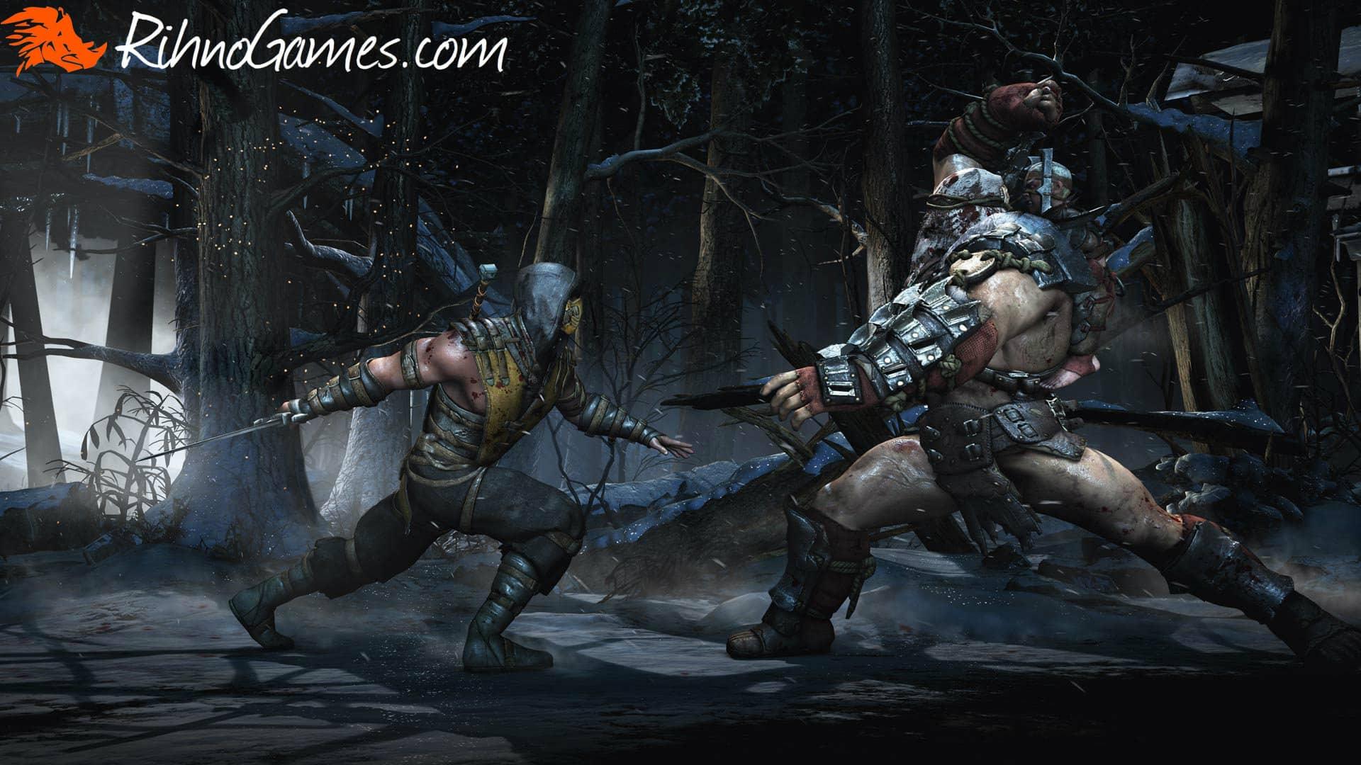 Mortal Kombat XL System Requirements