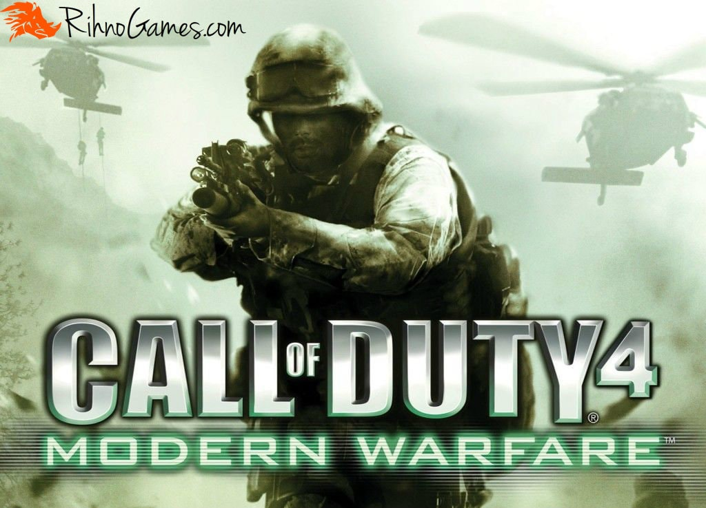 Call of Duty 4 Modern Warfare Download