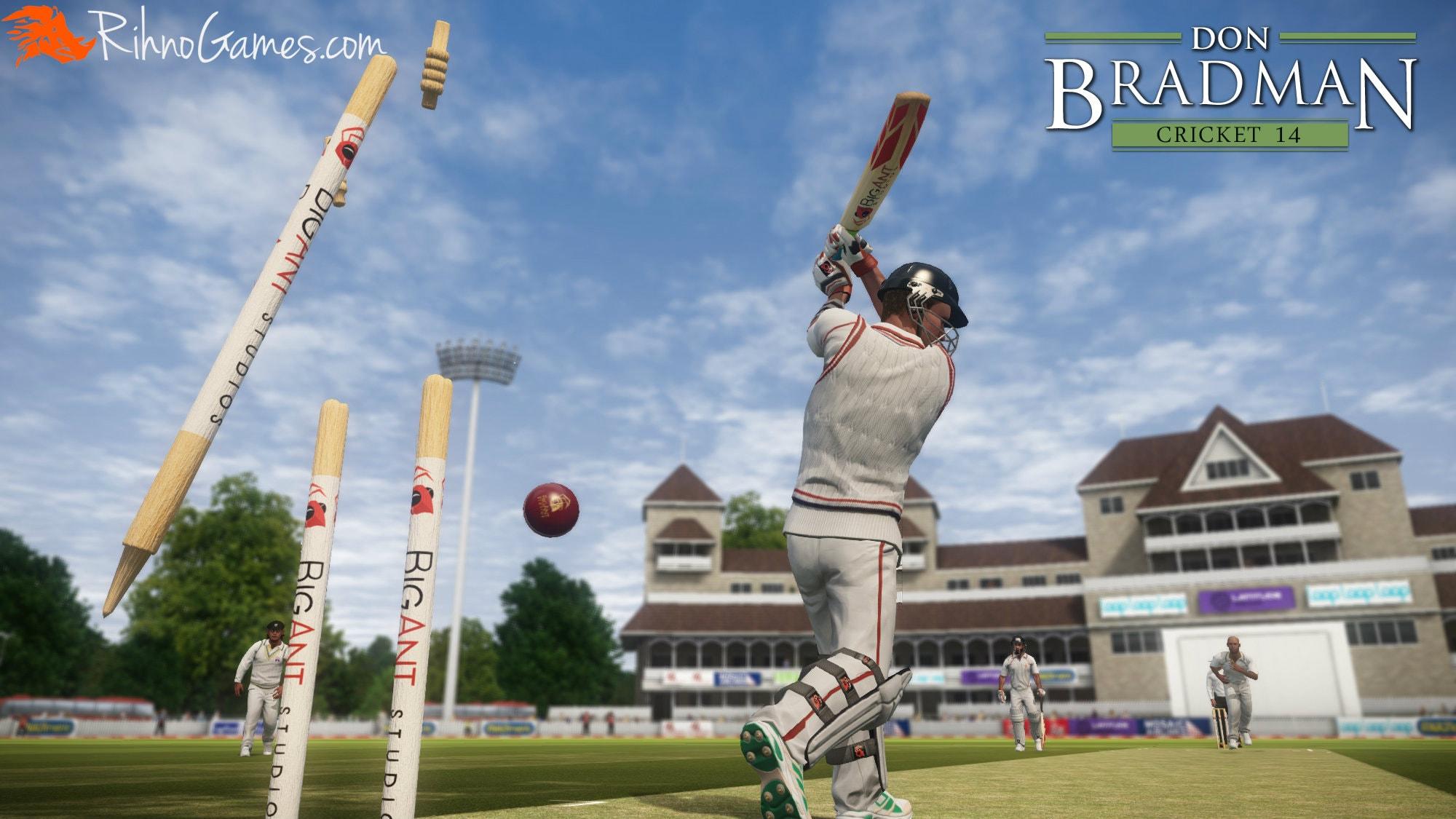 Don Bradman Cricket 14 PC Download