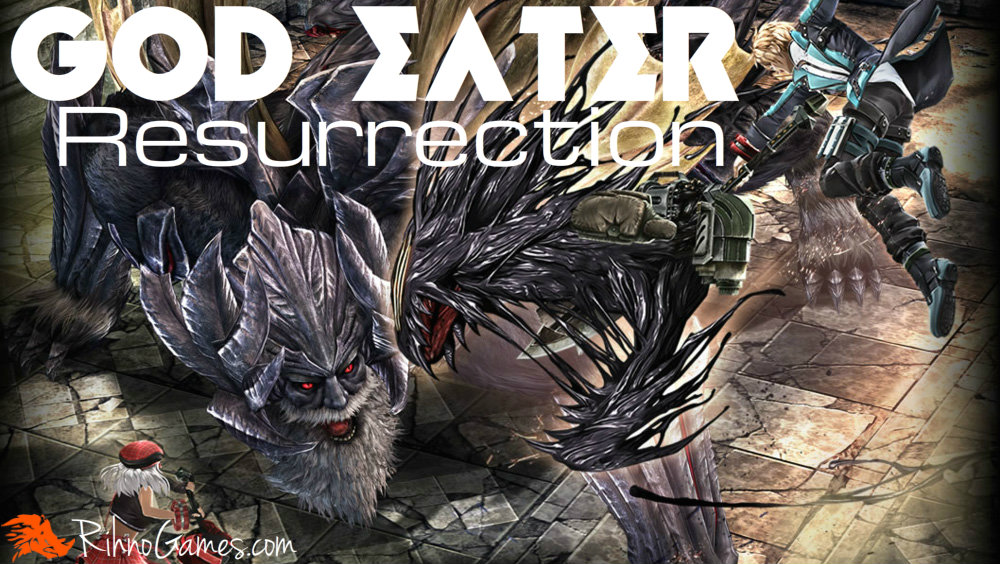 GOD Eater Resurrection PCCC