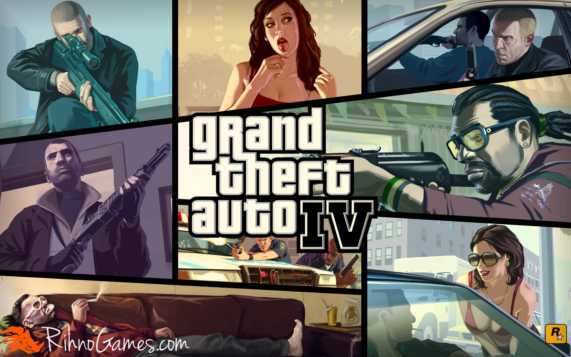 GTA IV Download