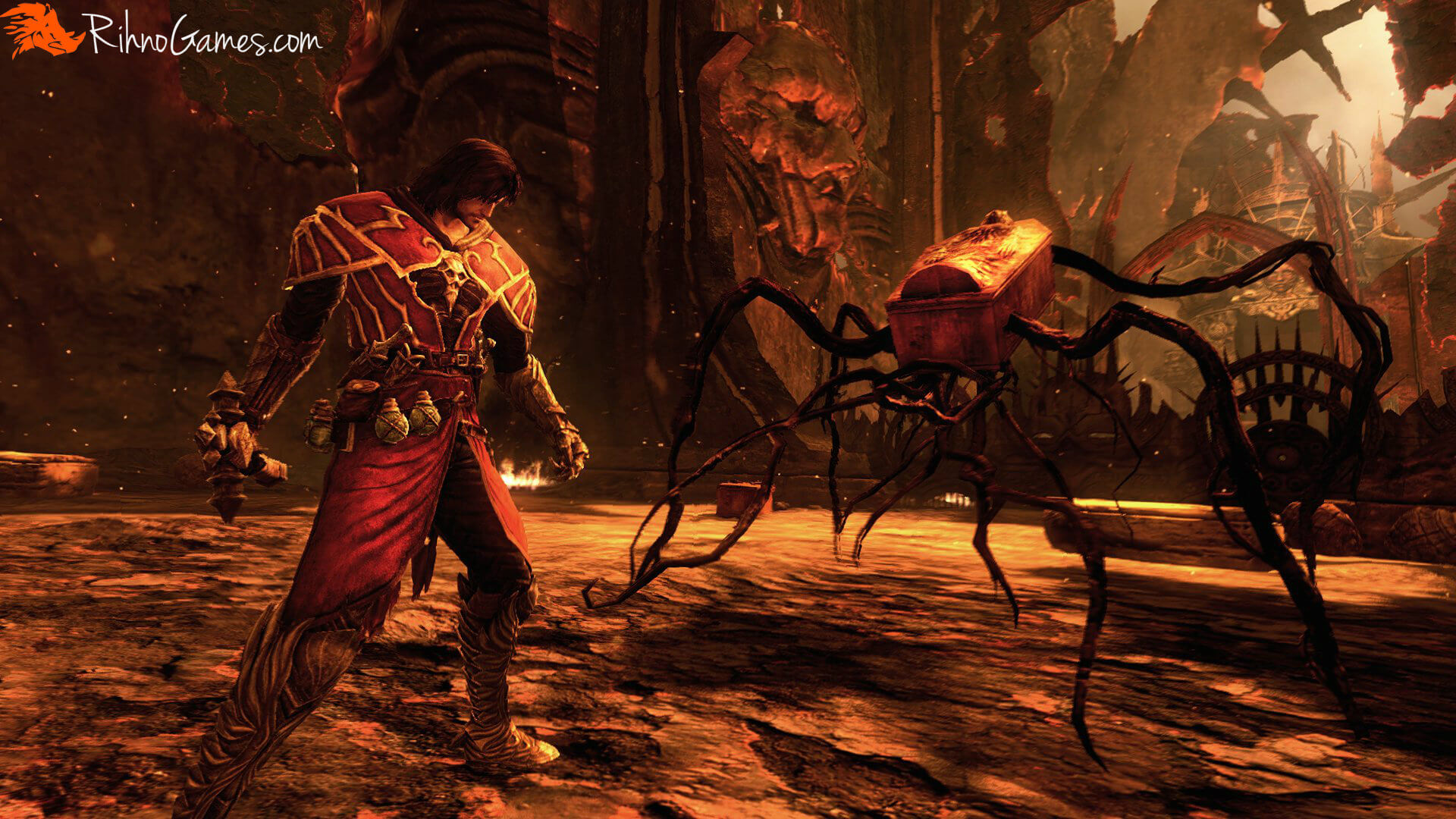 Castlevania Lords of Shadow System Requirements