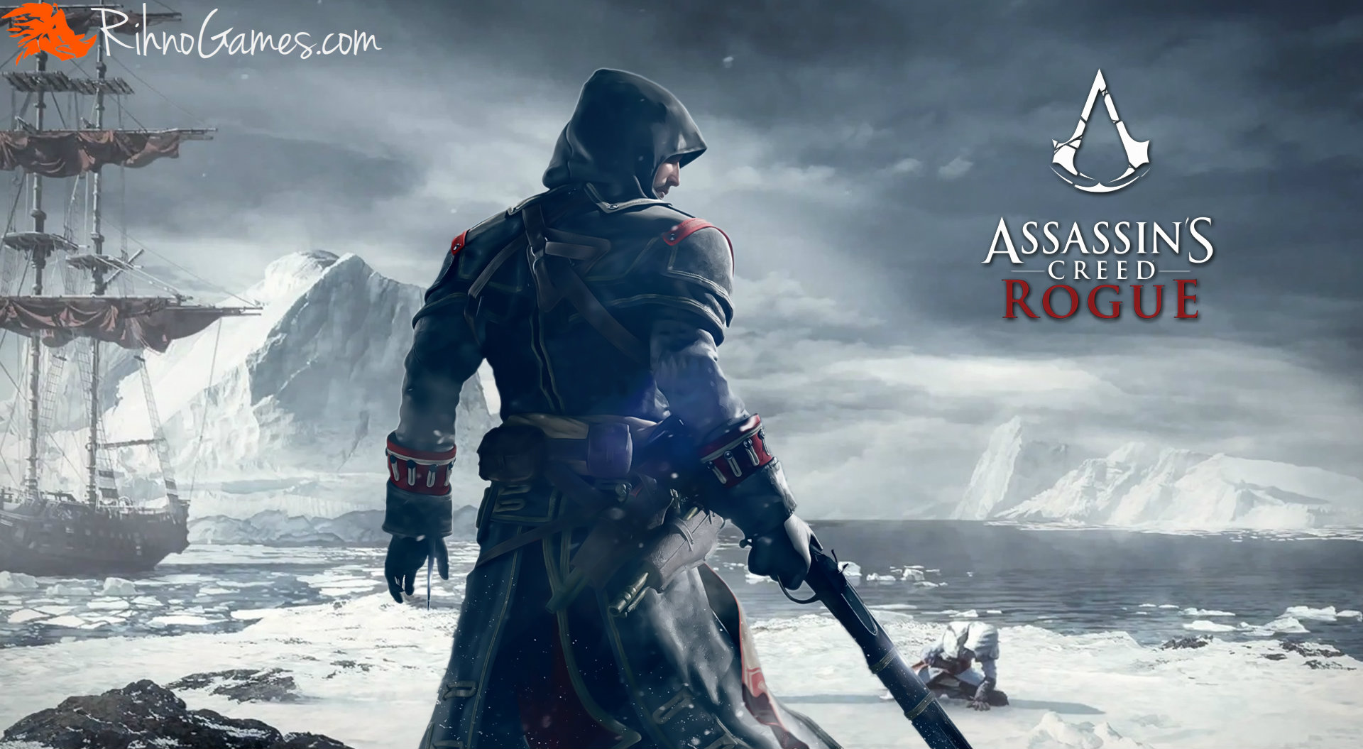 Install Assassins Creed Rogue