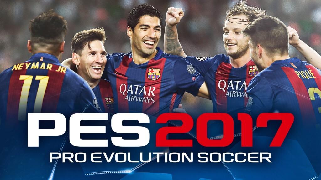 Pro Evolution Soccer 2017 Download