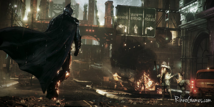 Batman Arkham Knight System Requirements
