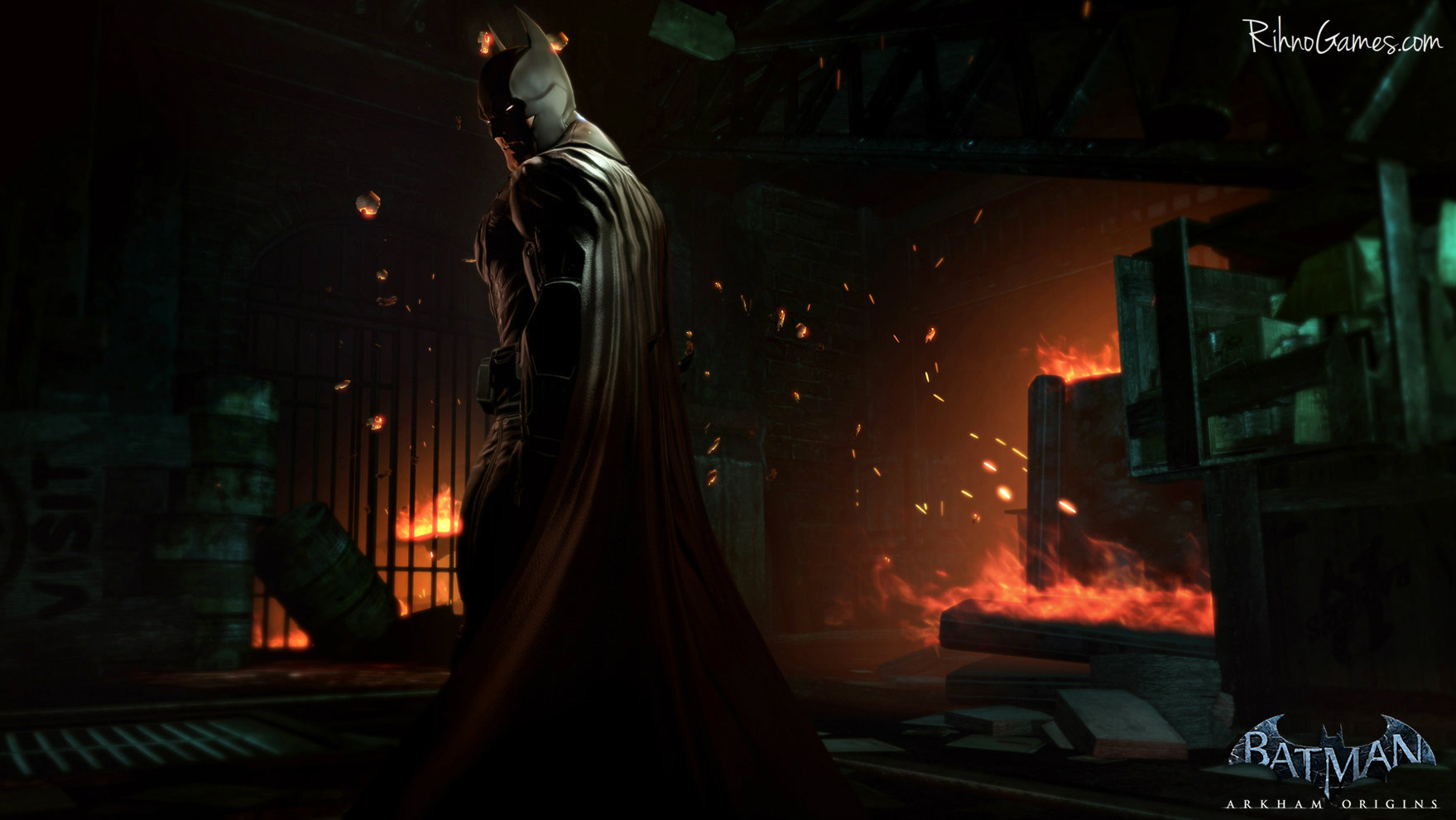 Batman Arkham Origins System Requirements