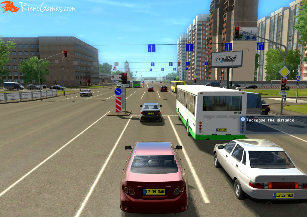 Car Driving Games >> City Car Driving Download Free Full Game With Crack Rihno