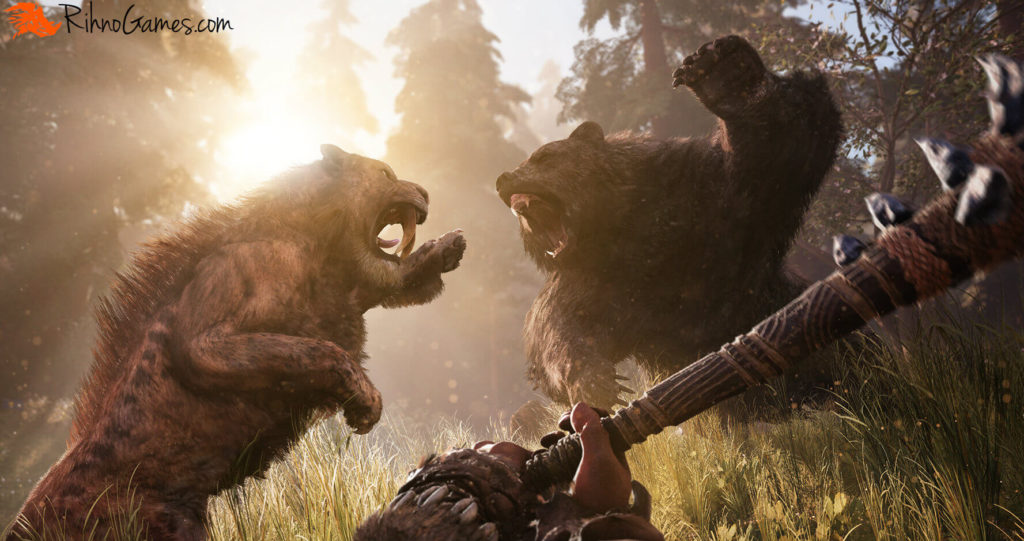 Far Cry Primal Gameplay