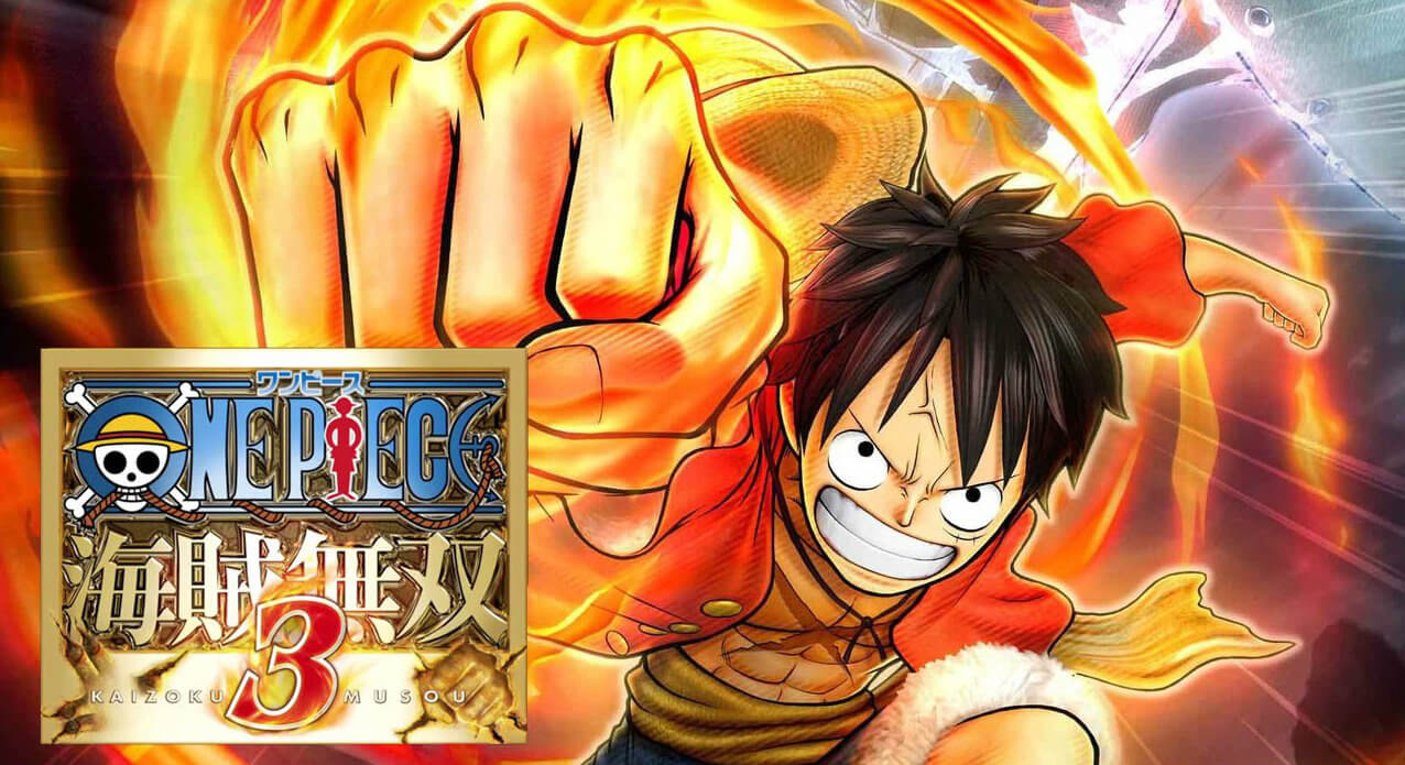 One piece pirate warriors 3 Download