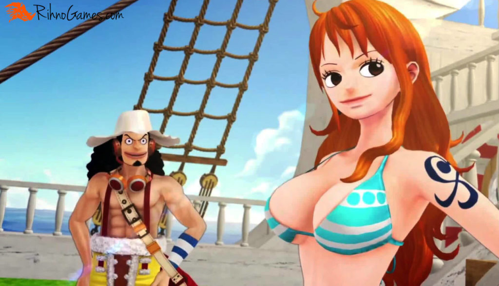 One piece pirate warriors 3 PC Game