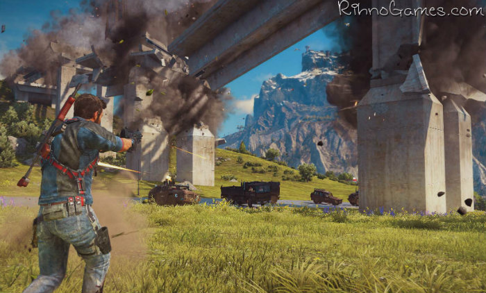 Just Cause 3 Free Download Repack