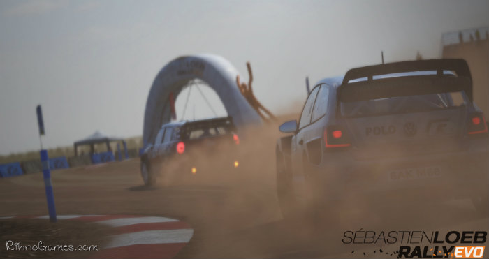 Sebastien Loeb rally EVO free