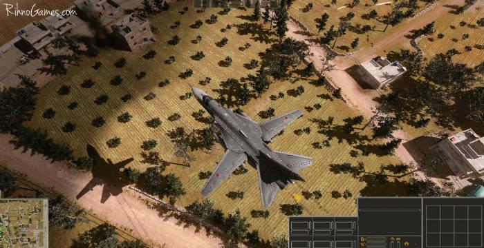Syrian Warfare Game
