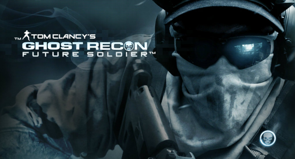 Tom Clanys Ghost Recon Future Soldier