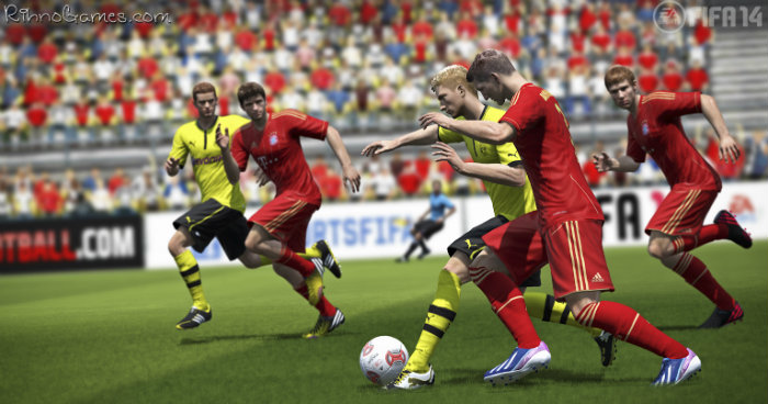 FIFA 14 Download Free