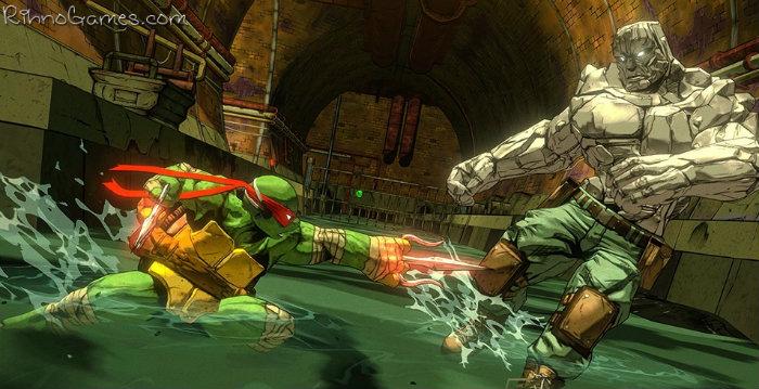 Install Teenage Mutant Ninja Turtles Mutants in Manhattan