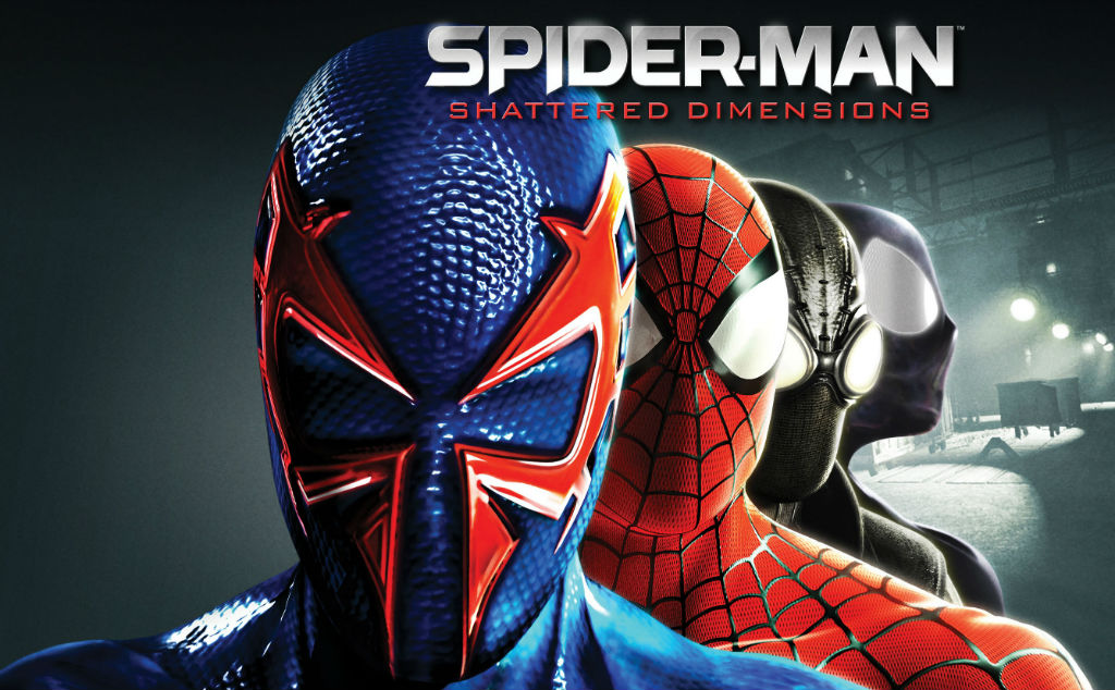Spider Man Image Download: Spider Man Shattered Dimensions Download PC Game Setup