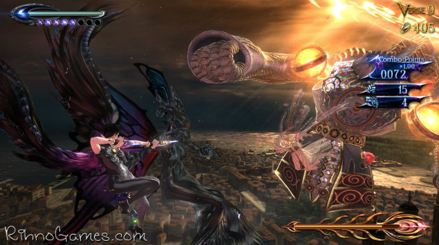 Bayonetta 2 PC Game Free Download