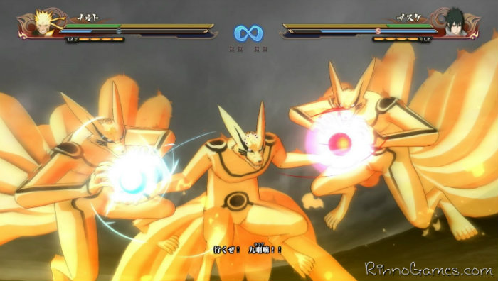 NARUTO SHIPPUDEN Ultimate Ninja STORM 4 Download Free for PC