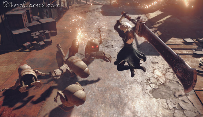 Download Nier Automata PC Game