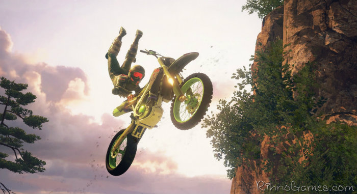 Download Moto Racer 4 Game Free