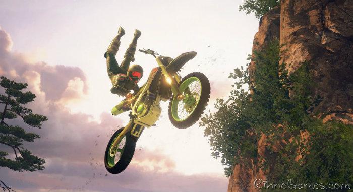 Download Moto Racer 4 Game Free