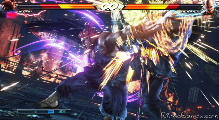 Download Tekken 7 PC Game