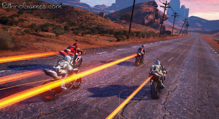 Moto Racer 4 Game Free Download