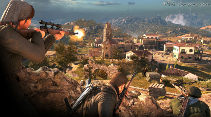 Sniper Elite 4 Free Download full Version