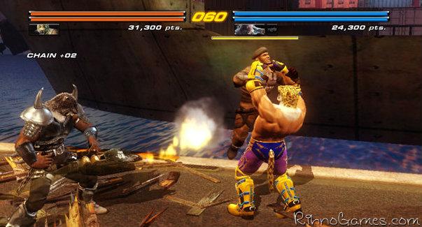 Tekken 6 PC Game