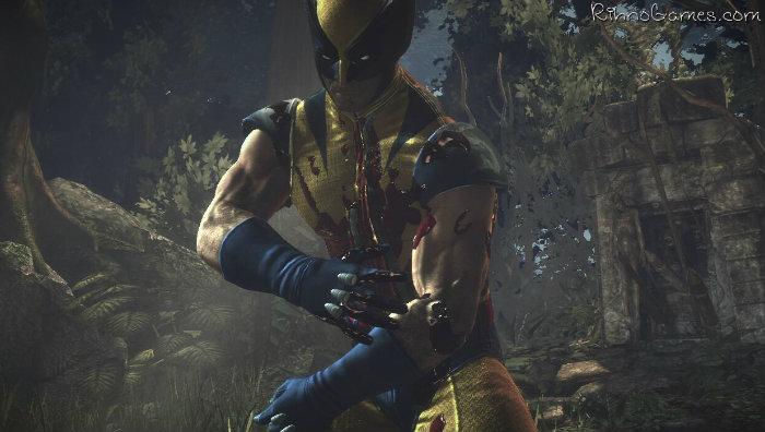 X-Men Origins Wolverine Download for PC