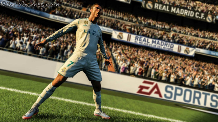 Install FIFA 18