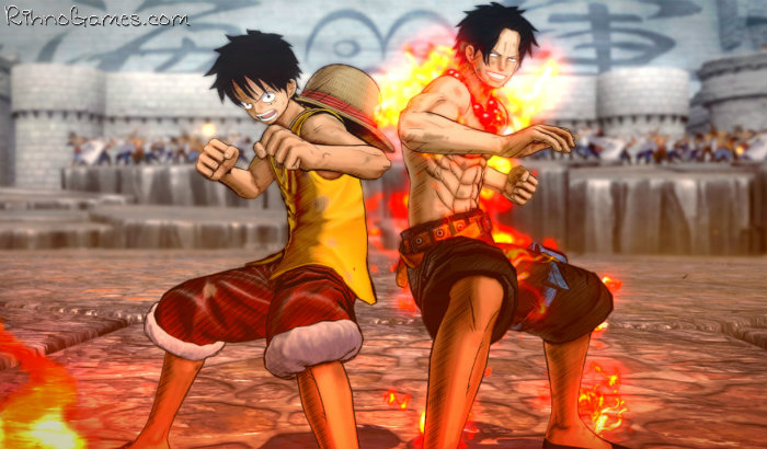 One Piece Burning Blood PC Download
