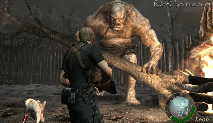 Install Resident Evil 4