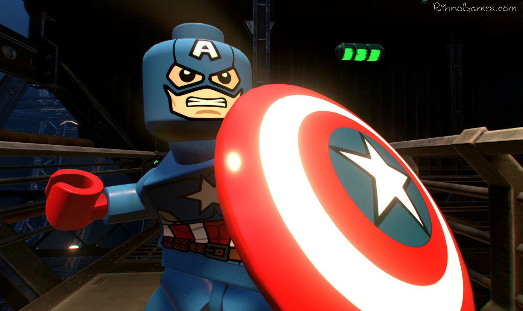Lego Marvel Super Heroes 2 Character
