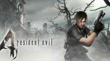 Resident Evil 4 Free Download