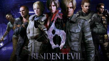 Resident Evil 6 Free Download