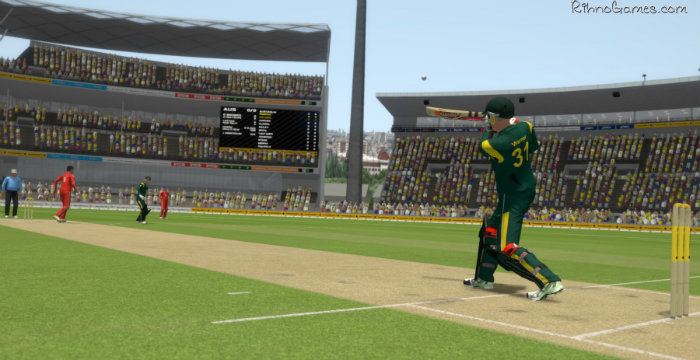 Ashes Cricket Games