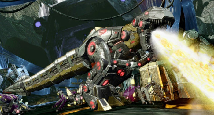 Download Transformers Fall of Cybertron PC Game