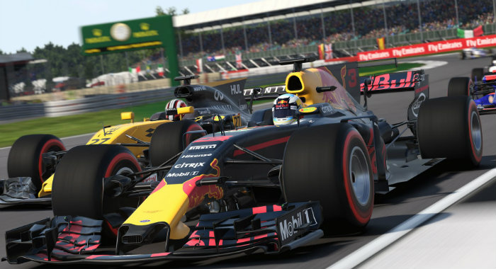 F1 2017 Game for PC