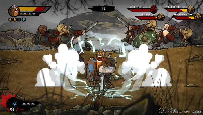 Wulverblade Free Download