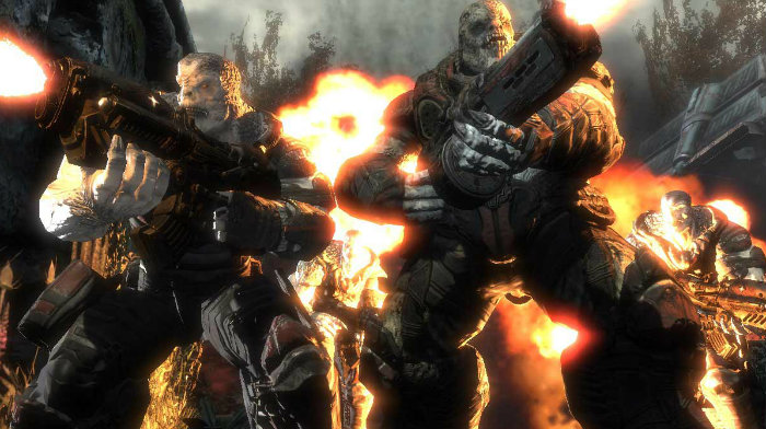 Download Gears of War Free